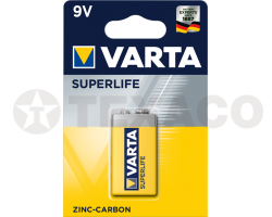 Батарейка VARTA 6F22