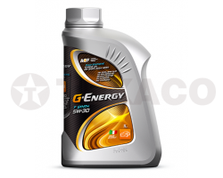 Масло моторное G-Energy F Synth 5W-30 SM/CF A3/B4 (1л)