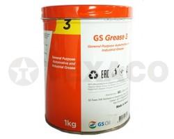 Универсальная смазка Kixx GS Grease 3 (1кг)