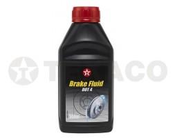 Жидкость тормозная TEXACO DOT-4 (500мл)