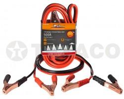 Провода стартовые Airline STANDART 500A 4м SA-500-10S