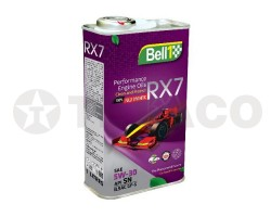 Масло моторное BELL1 RX7 5W-30 SN/GF-5 (1л)