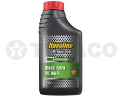 Масло моторное Havoline Diesel Extra 10W40 API CF/SL (1л)