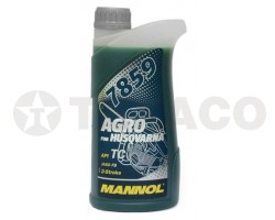 Масло моторное MANNOL 7858 AGRO for STIHL 2T TC/FB