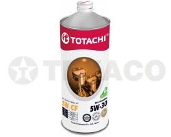 Масло моторное TOTACHI Eco Gasoline 5W-30 SN/CF (1л) полусинтетика