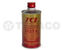 Жидкость тормозная TCL DOT4 (355мл)