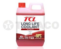 Антифриз TCL LLC -50C красный (2л)