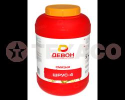 Смазка ДЕВОН Шрус-4 (2кг)