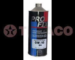 Масло моторное PROFIX 0W-16 SN/GF-5 (1л)