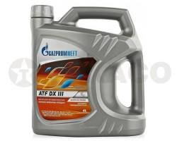 Жидкость для АКПП Gazpromneft  ATF DX III (4л)