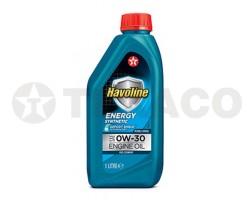 Масло моторное Havoline Energy 0W-30 API SL/GF-2 A1/B1 (1л)
