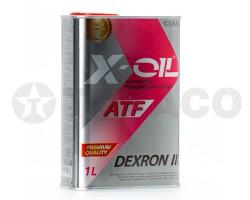 Жидкость для АКПП X-OIL ATF D-III (1л)