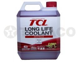 Антифриз TCL LLC -40C красный (4л)