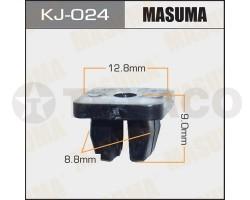 Клипса автомобильная MASUMA KJ-024