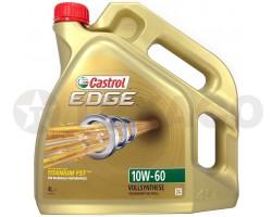 Масло моторное Castrol EDGE 10W-60 TITANIUM FST API SL/CF (4л)