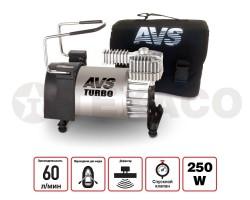 Компрессор автомобильный AVS (60л) KS600