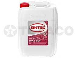 Антифриз SINTEC LUX-OEM G12 красный (10кг)