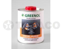 Промывка дизельных двигателей GREENOL (1л)