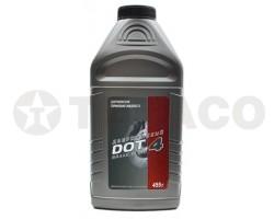 Жидкость тормозная  Дзержинский DOT-4 (455г) 25шт в коробке
