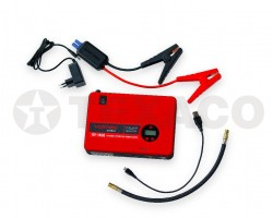 Пусковое устройство с компрессором VERTON Energy ПУ-1400 450А 10 бар