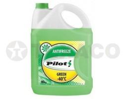 Антифриз PILOTS G11 -40 зеленый (10кг)