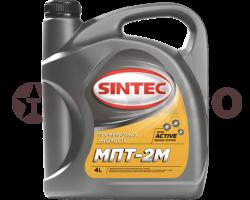 Масло промывочное Sintec МПТ-2М (4л)