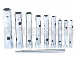 Набор ключей-трубок торцевых SPARTA 6-22мм