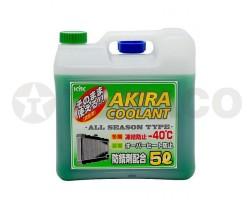 Антифриз AKIRA COOLANT -40 зеленый (5л)