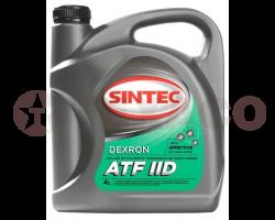 Жидкость для АКПП Sintoil ATF DII (4л)
