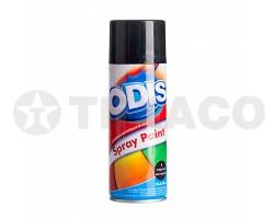 Краска-спрей ODIS черная матовая (450мл)