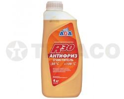 Антифриз-очиститель AGA-R30 (1кг)