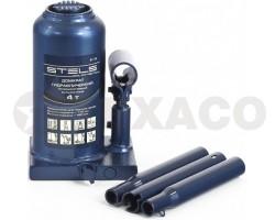 Домкрат гидравлический бутылочный телескопический STELS 4т 170-420мм