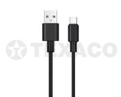 Кабель AVS Type C USB (1м) USB 2.0 TC-341