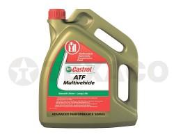 Жидкость для АКПП Castrol ATF Multivehicle (5л)