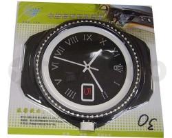 Коврик для панели CHELUYI черный 180x170мм часы