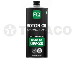 Масло моторное FQ FULLY SYNTHETIC 0W-20 SP/GF-6A (1л)