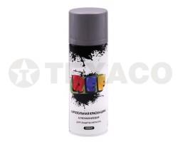 Краска спрей акриловая-цинк REF алюминиевая (520мл)