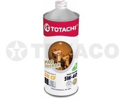 Масло моторное TOTACHI Grand Touring 5W-40 SN (1л) синтетика
