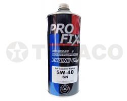 Масло моторное PROFIX 5W-40 SN (1л)