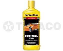 Очиститель кузова от следов насекомых и битума DoctorWax (300мл)