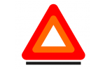Знаки аварийные