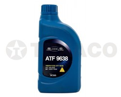 Жидкость для АКПП HYUNDAY/KIA NWS9638 6-ти степенчатых (1л)-синтетика