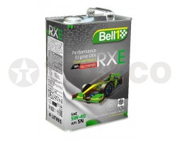 Масло моторное BELL1 RXE 5W-40 SN (4л)
