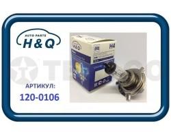 Автолампа H&Q H4 12V-60/55W (64193)
