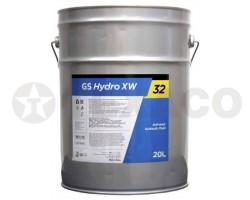 Масло гидравлическое Kixx HYDRO XW 32 (20л)