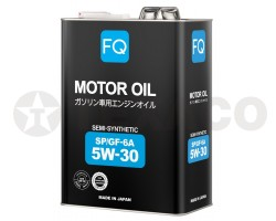 Масло моторное FQ SEMY-SYNTHETIC 5W-30 SP/GF-6A (4л)