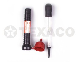 Ареометр для электролита и тосола в пластиковой тубе SKYWAY S06801001