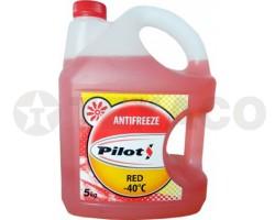 Антифриз PILOTS G12 -40 красный (5кг)