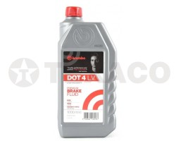 Жидкость тормозная BREMBO DOT4 Low Viscosity (1л)