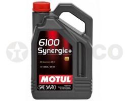Масло моторное MOTUL 6100 Synergie 5W-40 (4л)
